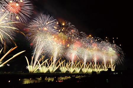 毎年恒例!2017長岡まつり大花火大会