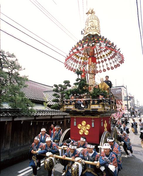 祝ユネスコ無形文化遺産登録!高岡御車山祭と富山新スポット「NOUSAKU」工場見学の旅