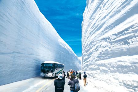 【5月発・GW企画】親子で行く!日帰り雪の大谷ウォーク