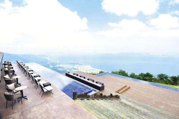夏休み親子企画! 天空のインフィニティ・びわ湖テラスと標高1,100m 絶景アトラクションの旅