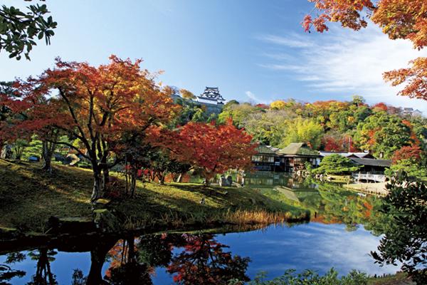 国宝 秋の彦根城と金剛輪寺へ2018 紅葉シーズン到来!1度に2箇所の紅葉を楽しみませんか?