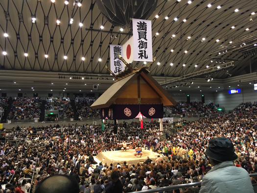 大相撲3月大阪場所へ|日本海ツ...