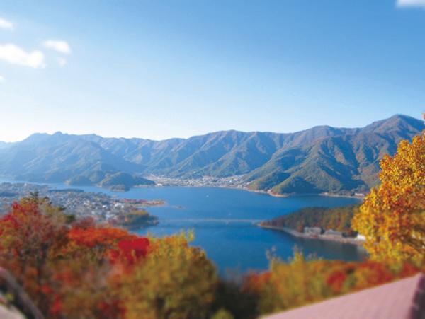 富士山パノラマロープウェイから秋の絶景を見るツアー!