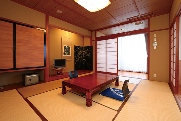 【Stay Toyama】地元で泊まろう!県民割引キャンペーン対応「なだうら温泉元湯 磯波風 和室11.5帖風呂なし・トイレ付」