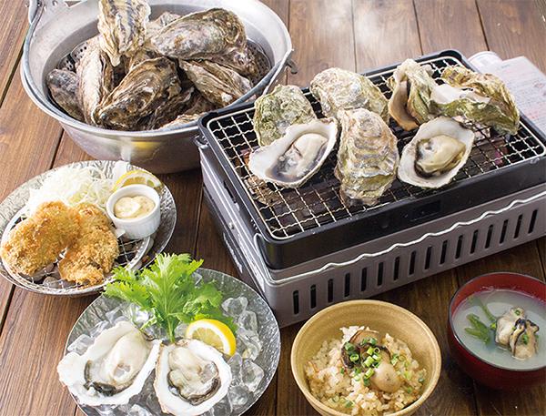 入善で牡蠣90分食べ放題と宇奈月温泉ゆったり日帰りの旅