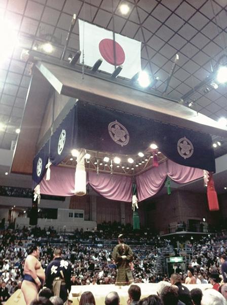 第38段 日帰り 朝乃山応援ツアー 大相撲9月場所