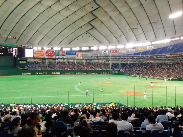 【8月出発】1塁側・内野A席・確約!巨人vs阪神戦