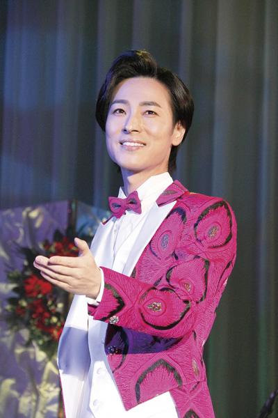 山内 惠介 〜クリスマスディナーショー2018inホテル日航金沢〜