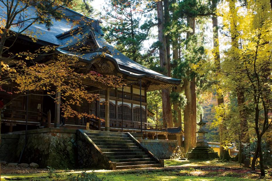 【10月22日出発】越前の白山平泉寺と永平寺