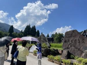 日帰りコロンブスツアー 富山県西部への旅
