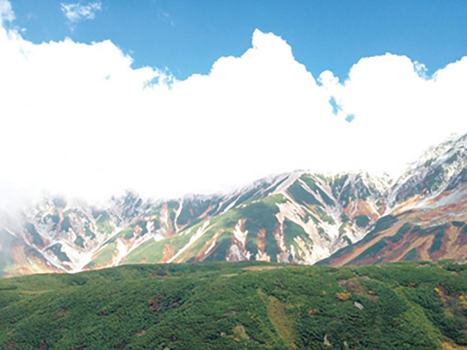 地元に登ろう!夏の立山雄山 登山ライナーの旅